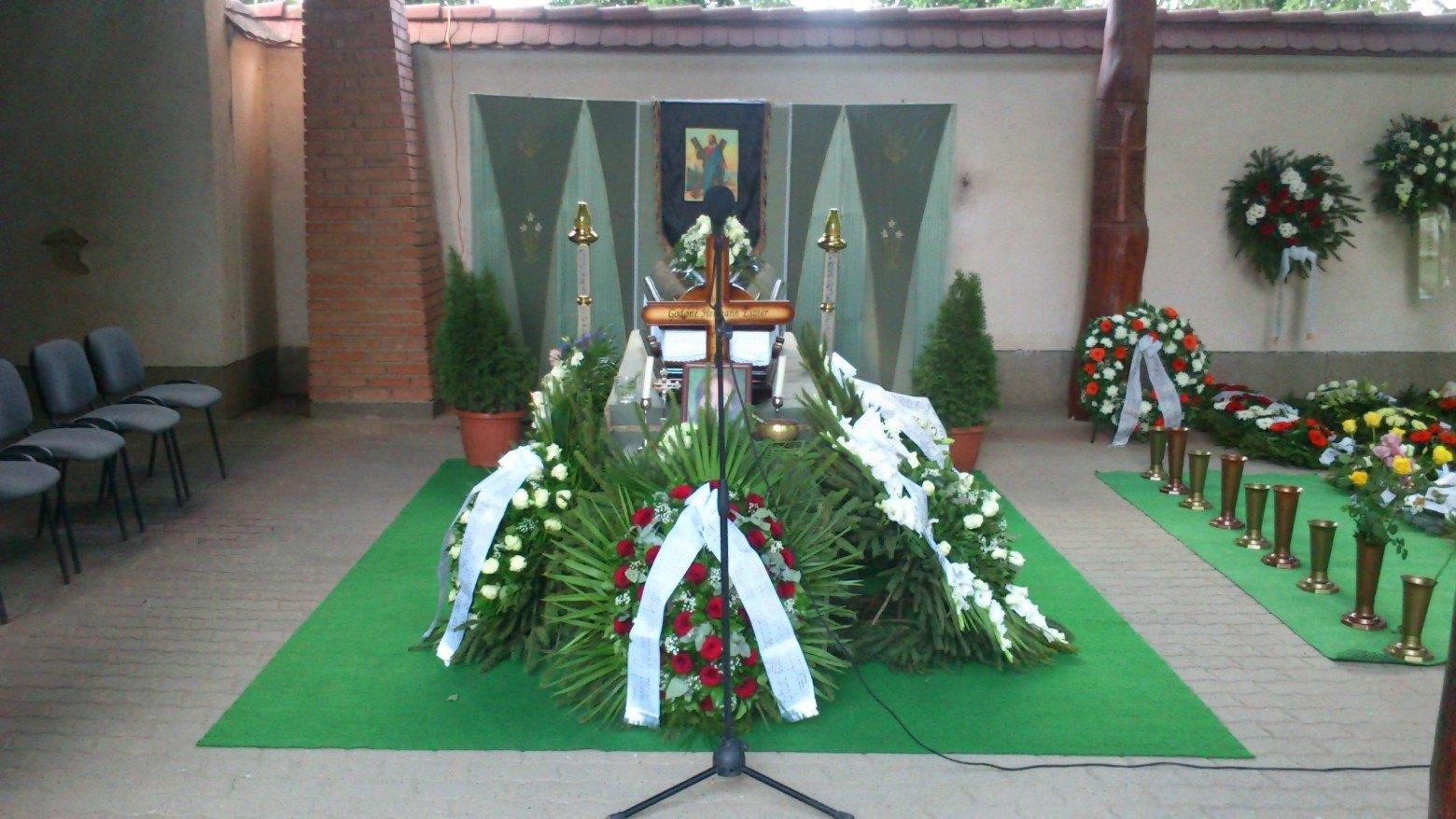 Teljes körű temetési ügyintézés